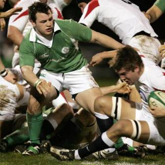 Healy Included In Leinster Squad