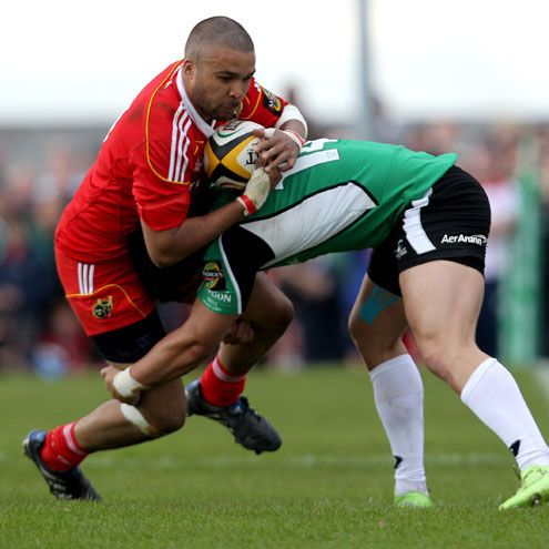 Munster Welcome New Academy Players On Board