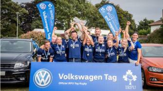 Irish Rugby TV: Volkswagen Tag All-Ireland A Sun-Filled Success