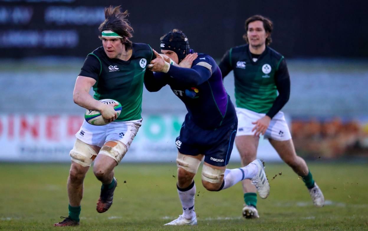 Ireland Club XV Take The Spoils In Netherdale