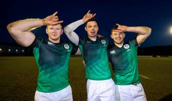 Clontarf Lead The Way In Ireland Club International Series