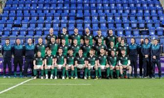 Donnybrook Draw Secures Dalriada Cup For Ireland Club XV Squad