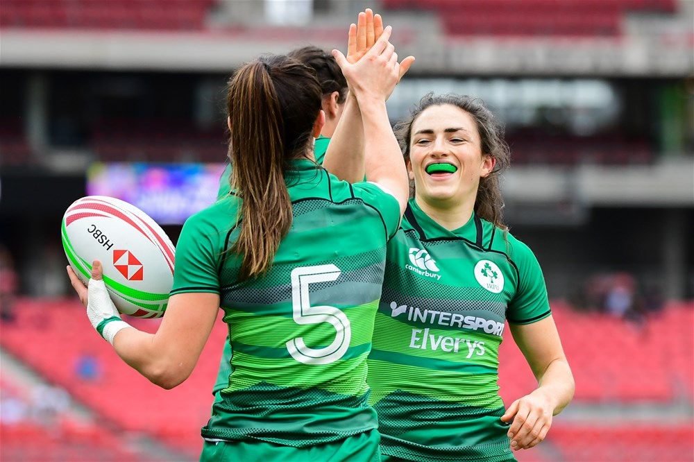 Ireland Sevens Squads Named For International Rugby 7s