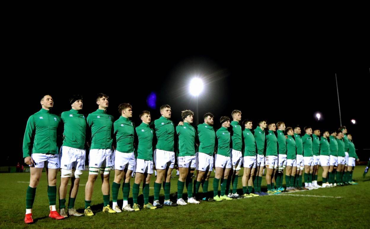 Ireland U-20 Squad Confirmed Ahead Of Departure To Argentina