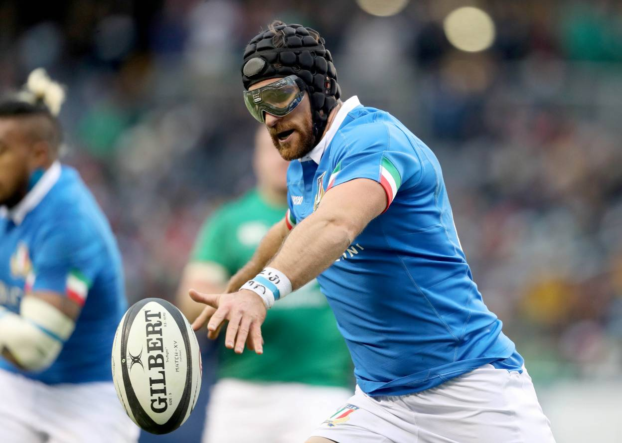 IRFU Partner with Vision Sports Ireland and The Change Foundation to Deliver Vision Impaired Rugby Coaching Course