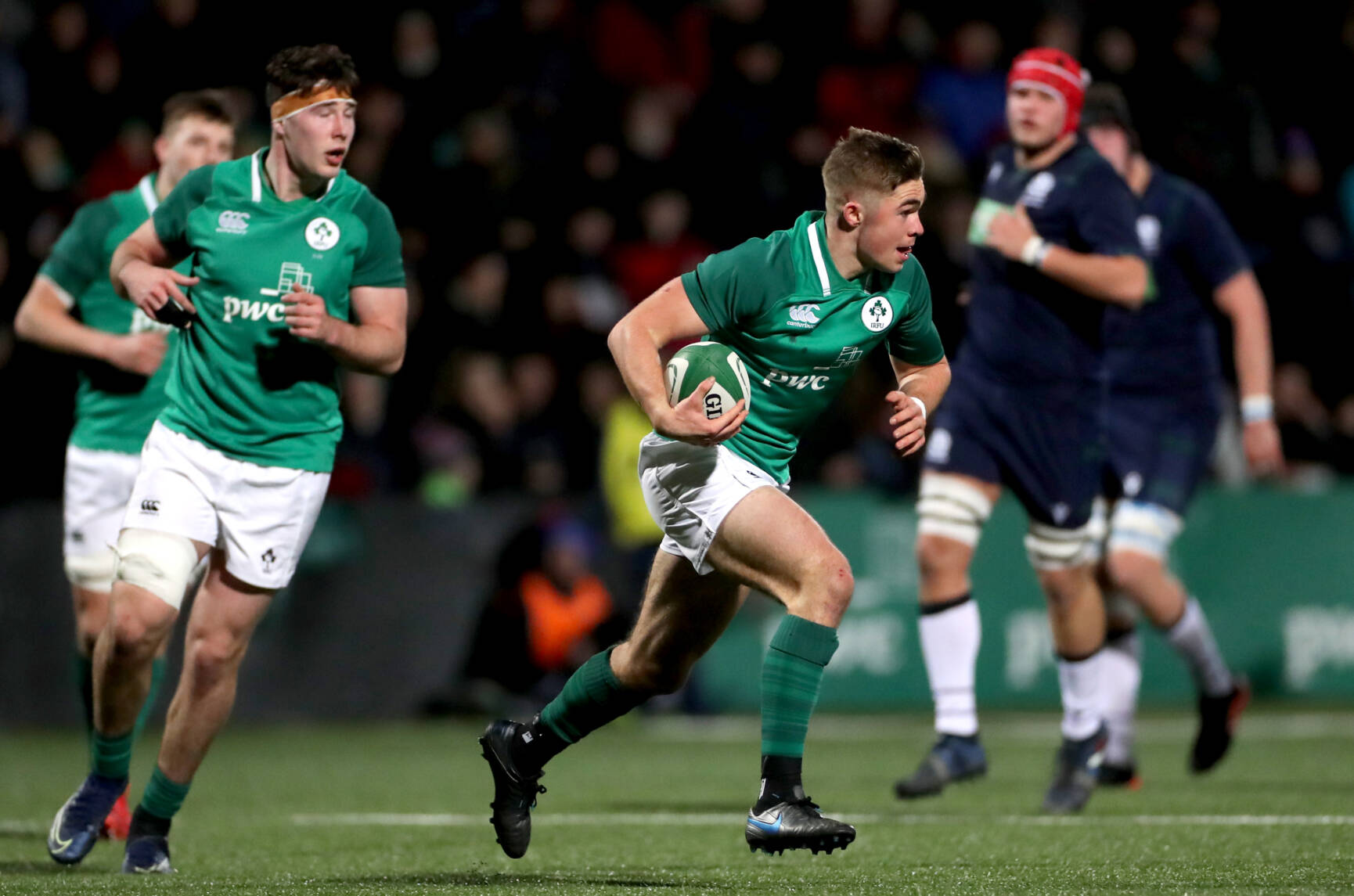 Six-Try Triumph Gets Ireland Under-20s Off To Encouraging Start
