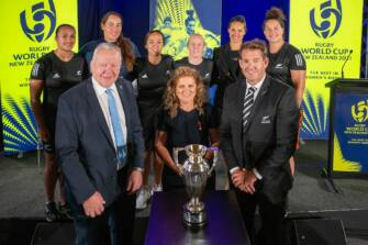 Tournament Dates Announced For 2021 Rugby World Cup