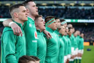 Ireland Senior Squad