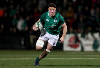 Four Changes To Ireland Under-20 Team To Face England