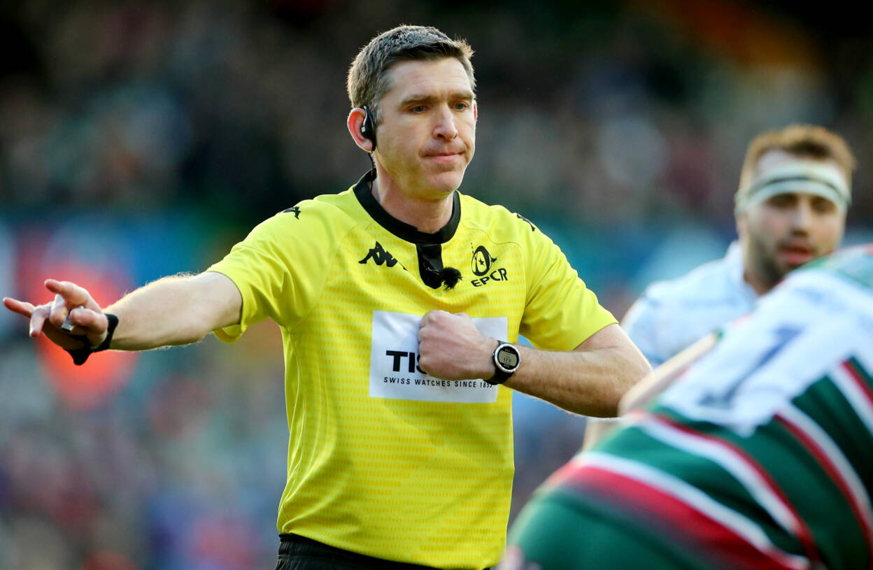 """Rugby Laws Explained: Law 15 """"The Ruck"""""""