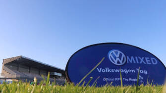 #ReturnToRugby For IRFU Volkswagen Tag