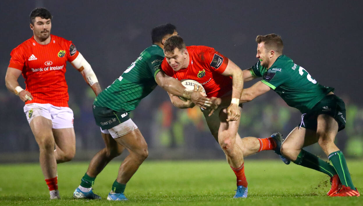 IRFU PCR Testing Negative in Connacht and Munster