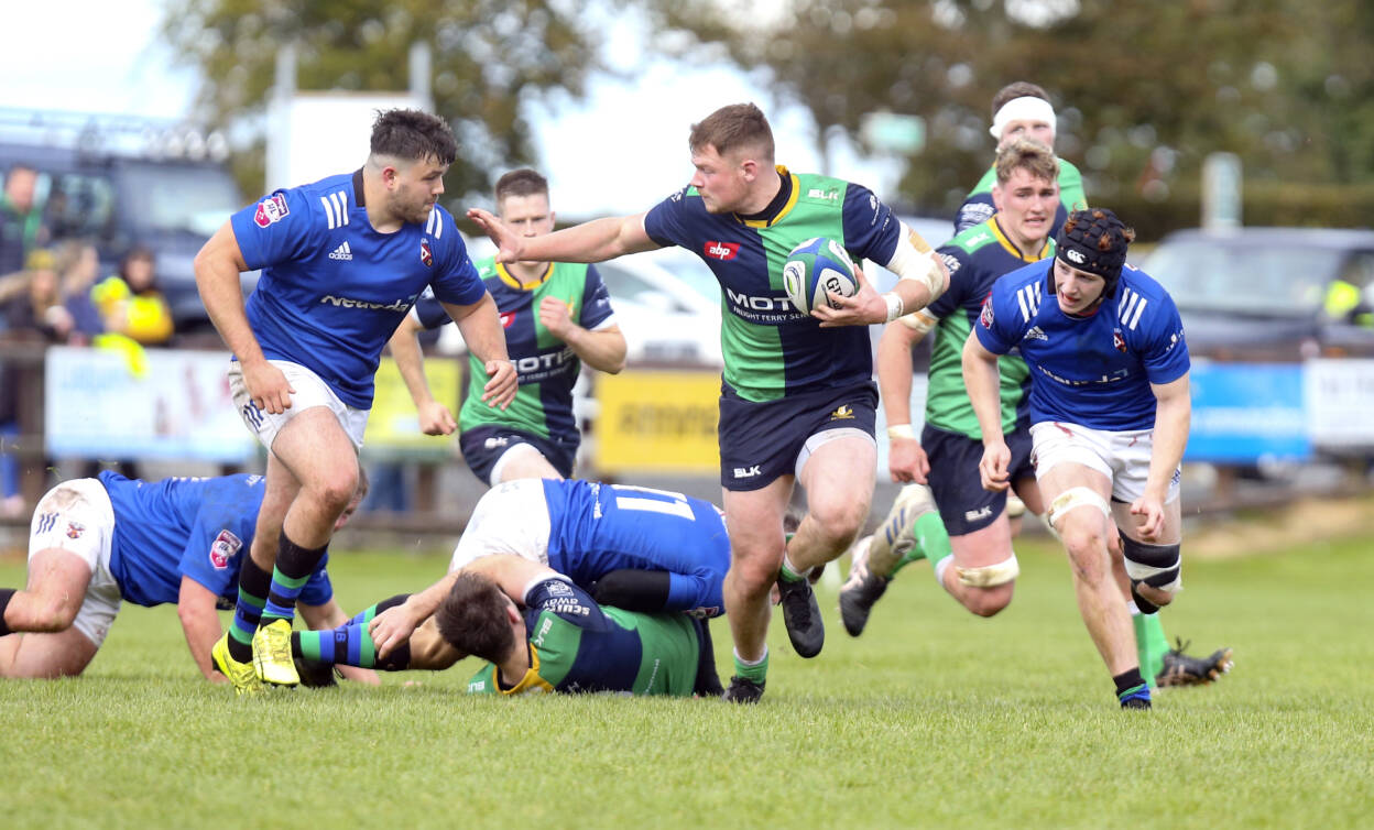 Nucifora: 'Domestic Game An Essential Part Of Irish Rugby Landscape'