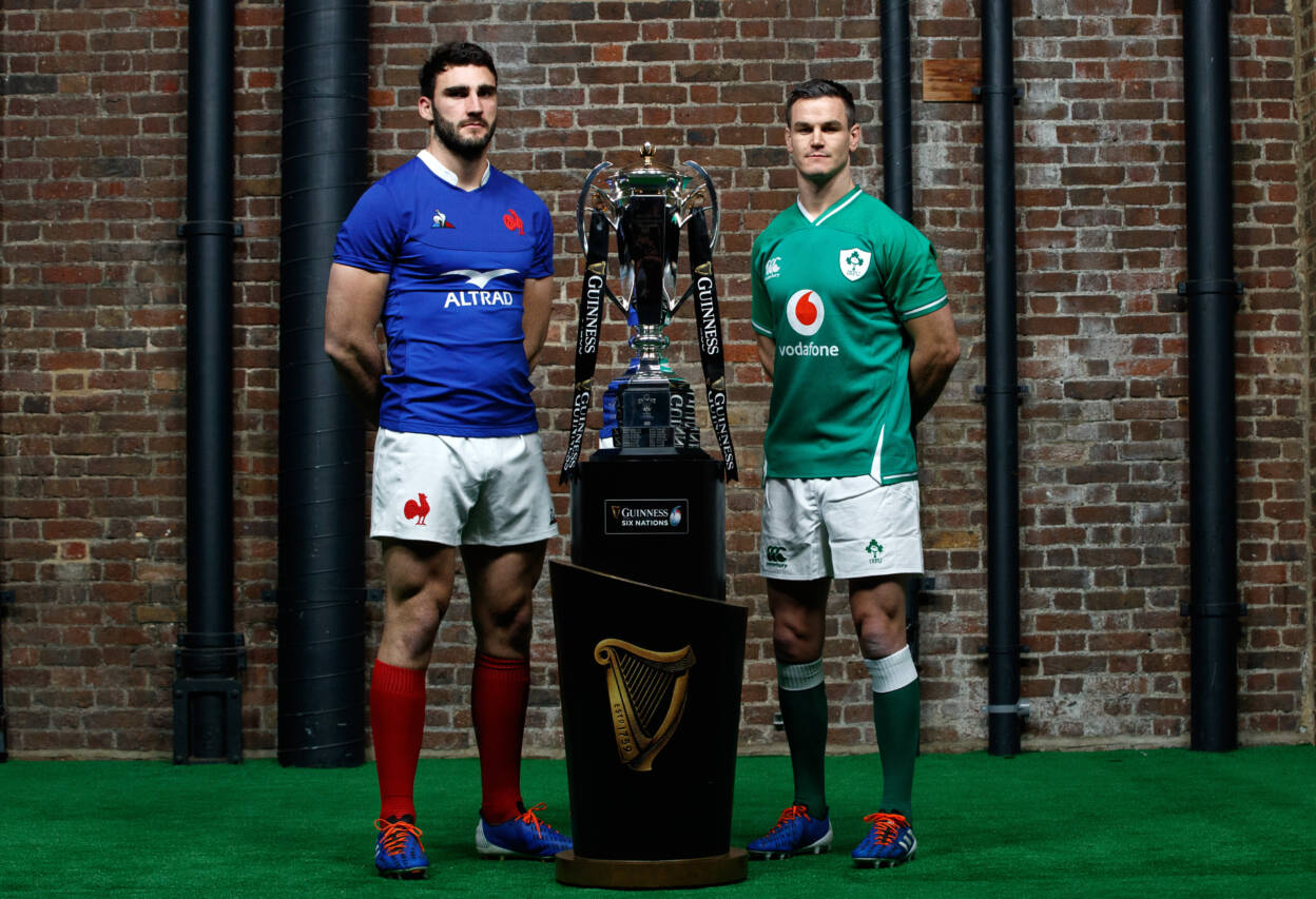Head-To-Head: Ireland v France