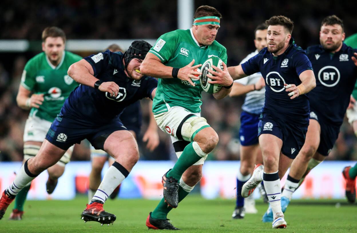 Head-To-Head: Ireland v Scotland