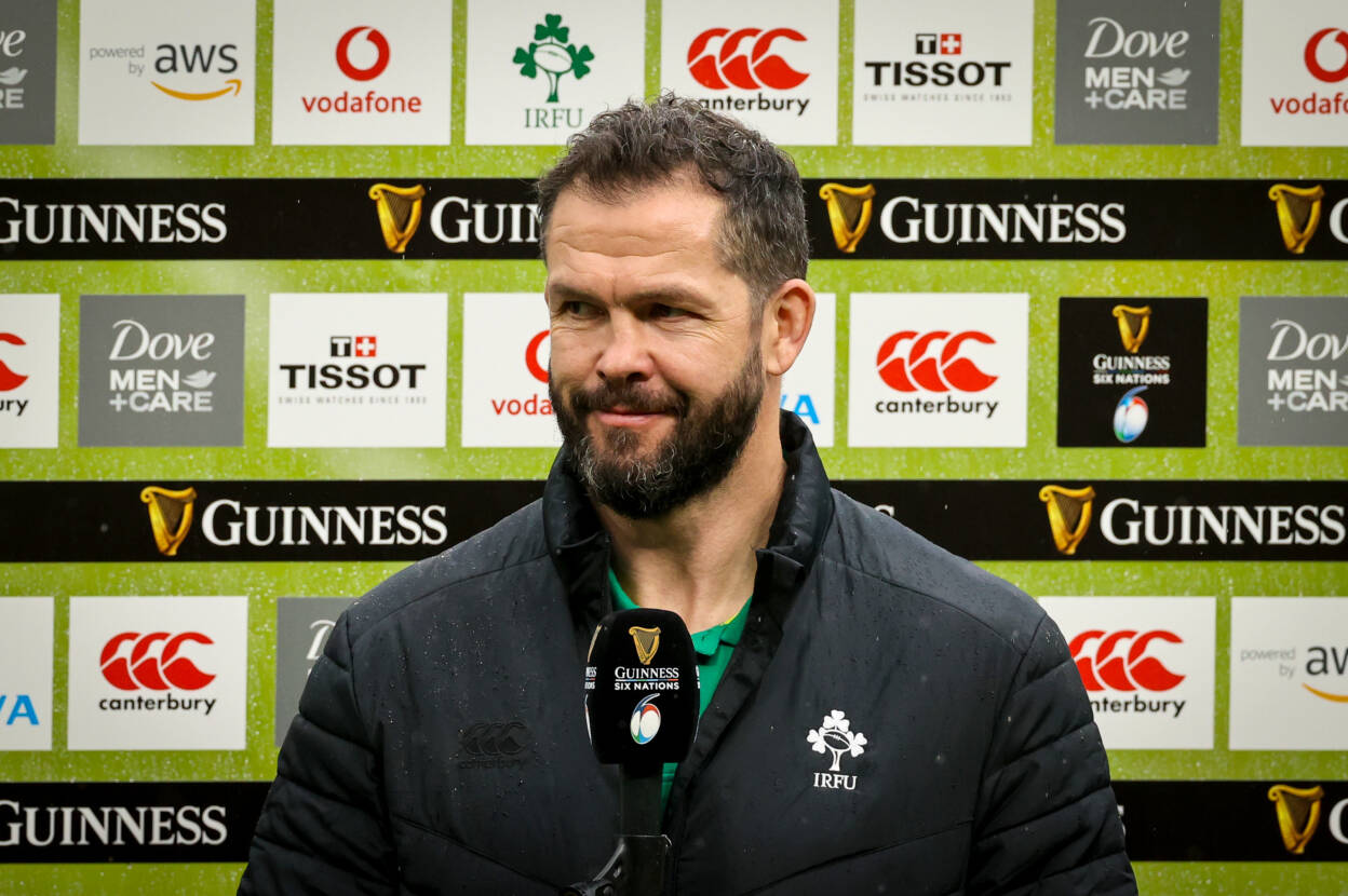 'Mixed Emotions' For Farrell Following France Defeat