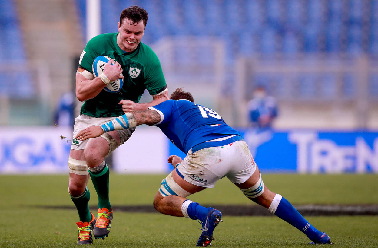 Ireland Squad Update As Team Prepares for Brave Blossoms