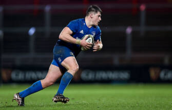 Leinster Make Eight Changes For Zebre Encounter