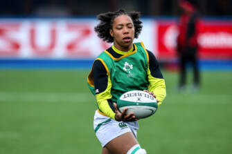Moore And McGinnis On IQ Rugby Pathway For Women