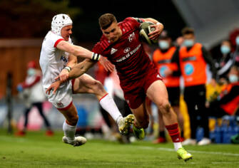 Munster Hit Ulster For Six In Thomond Triumph