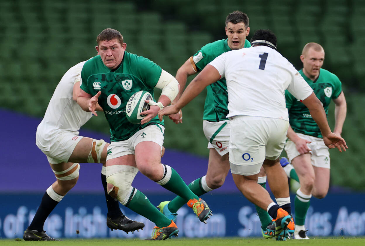 Tadhg Furlong Signs IRFU Contract Extension