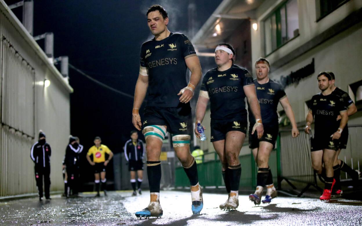 Connacht Confirm Roux's Departure