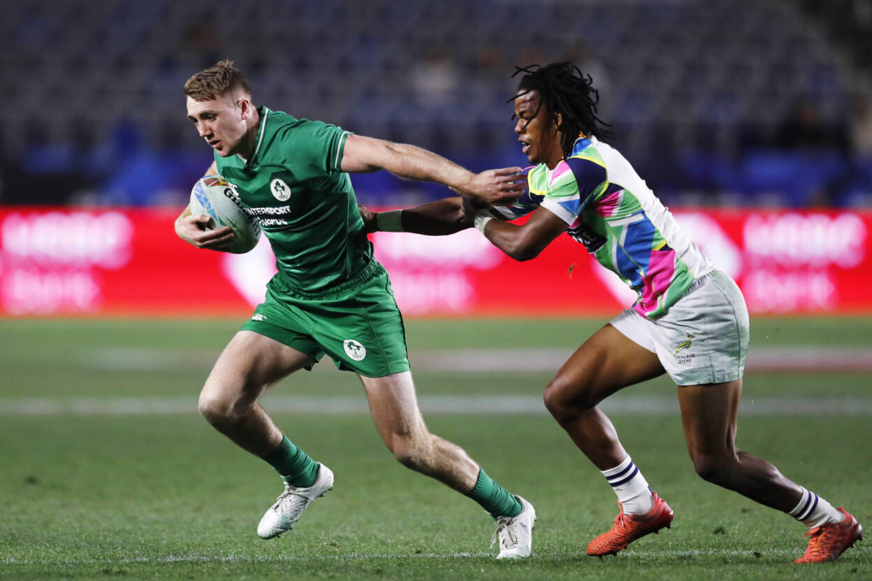 Ireland Drawn In Pool A For World Rugby Sevens Repechage