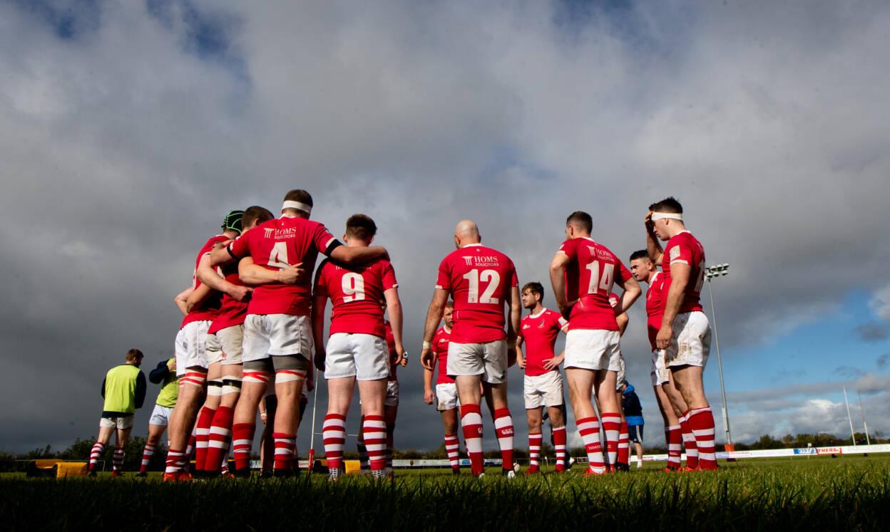 UL Bohemian Launch U20 Rugby Programme