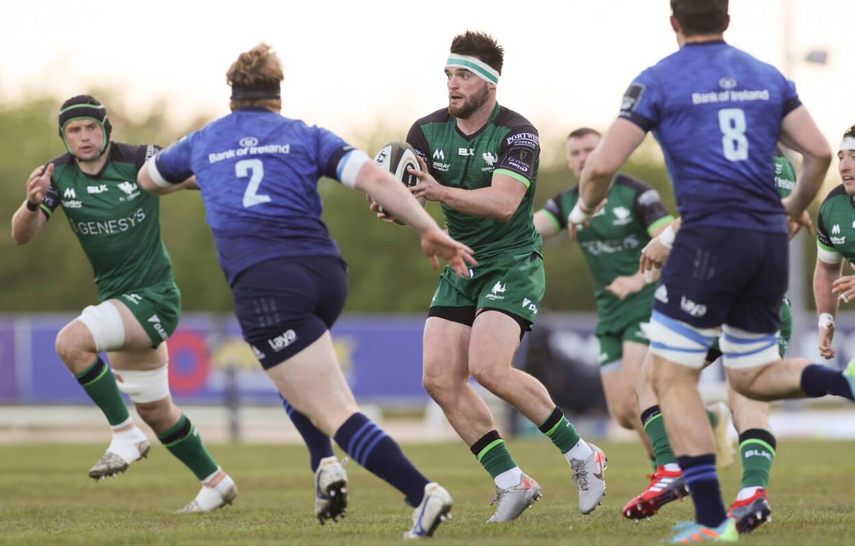 Daly To Captain Connacht In Latest Interpro Derby