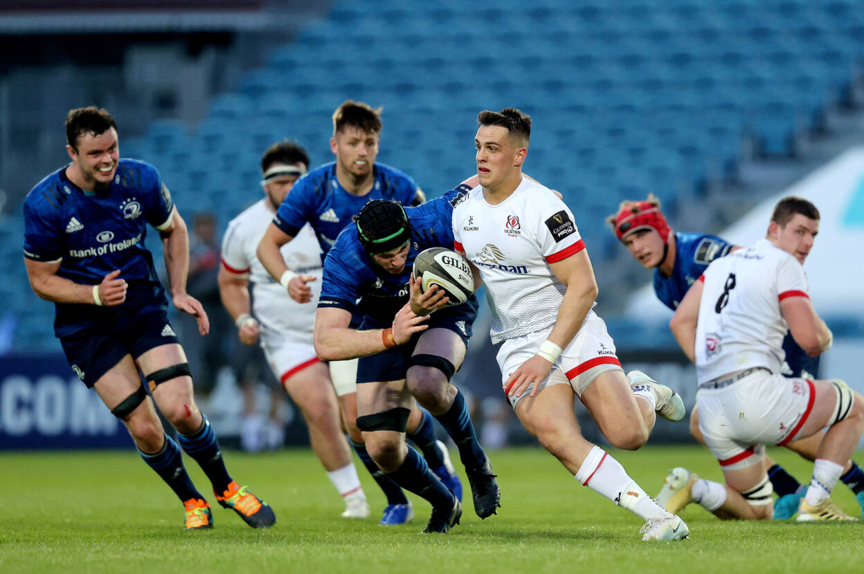 Ulster's Hume Joins Ireland Squad As Ringrose Ruled Out