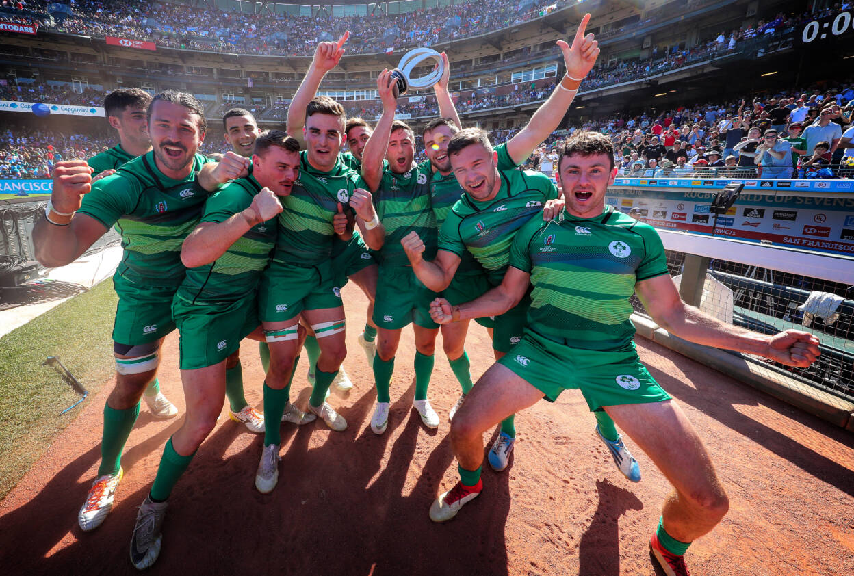 Dates And Qualification Confirmed For Rugby World Cup Sevens 2022