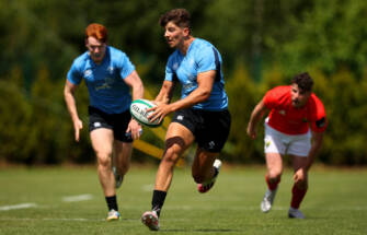 Chay Mullins On His IQ Rugby Journey To The Ireland U20s