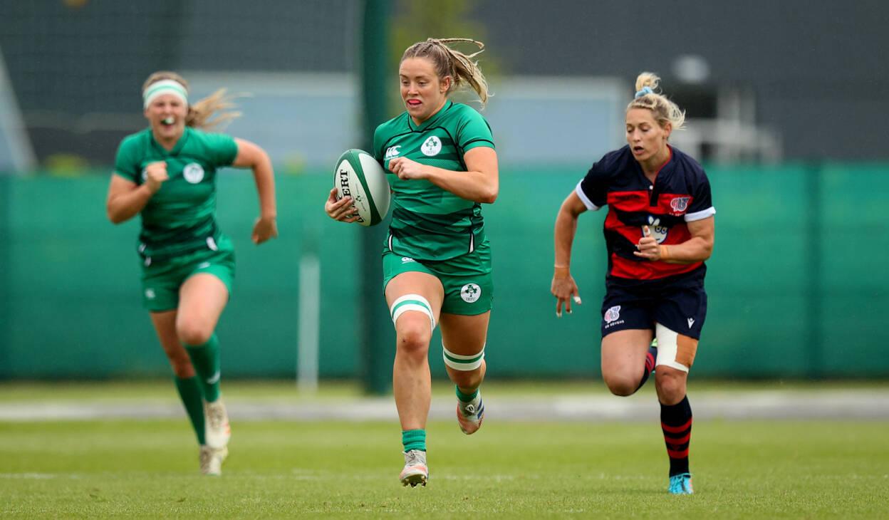 Ireland 7s Try Reel