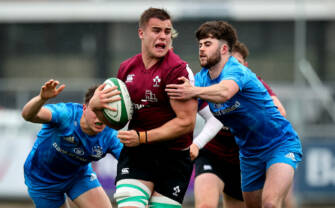 Murphy Names 34-Player Ireland Squad For U20 Six Nations