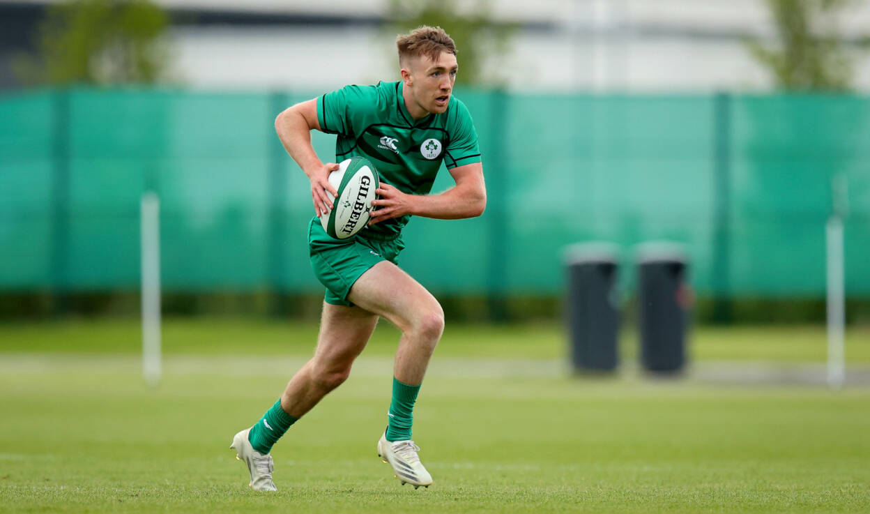 Ireland Squad For World Rugby Sevens Repechage Named