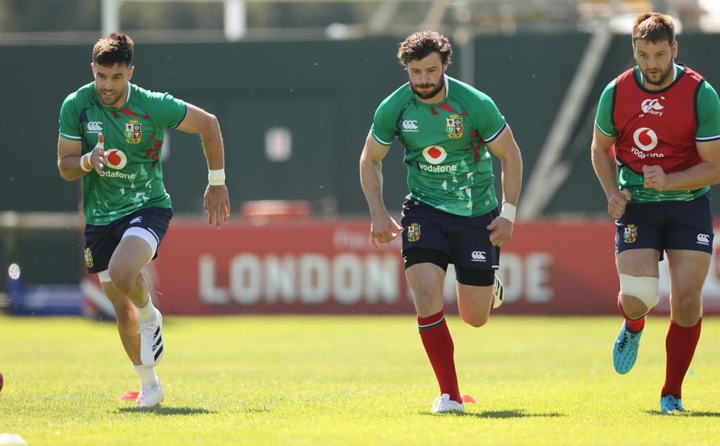 Gatland Names British & Irish Lions Team For Japan
