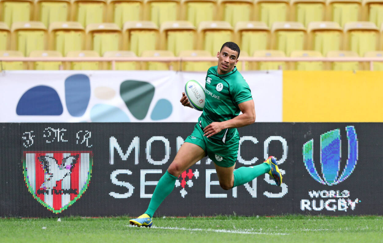 Conroy And Kennedy Star As Ireland Chase Olympic Dream In Monaco
