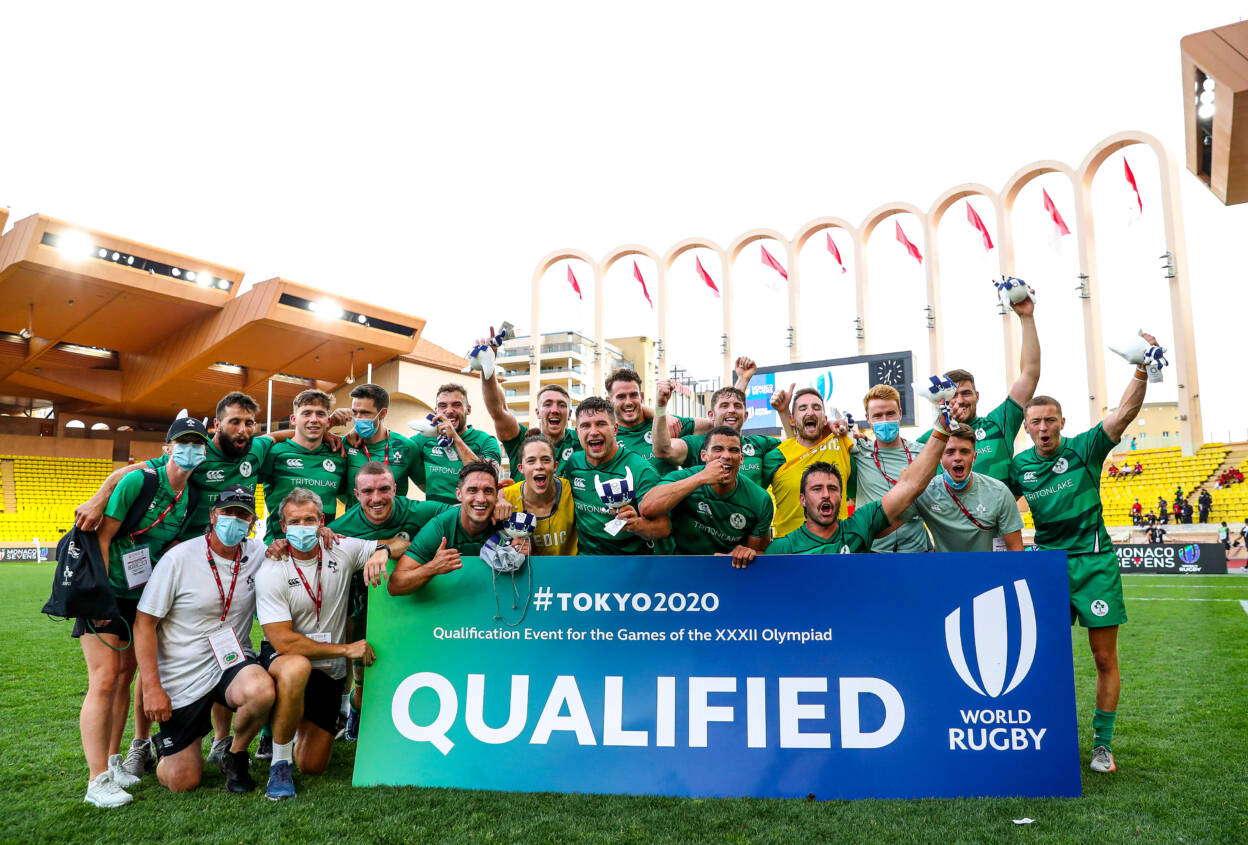 Sevens Olympic Breakthrough Massive for Irish Rugby – Nucifora