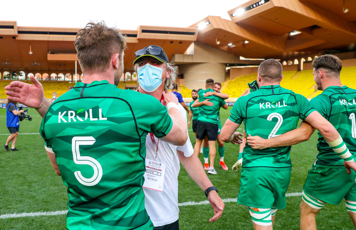 'It's Great For Ireland' – Olympics Qualification Eddy's Proudest Moment
