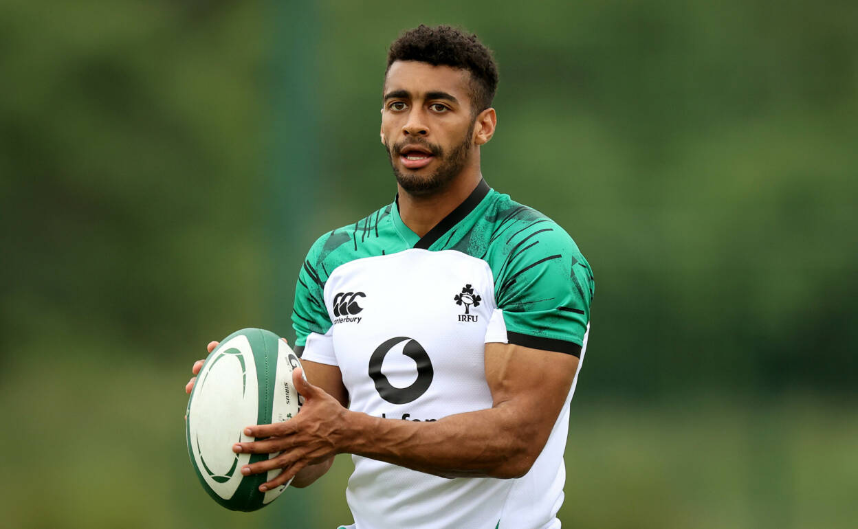 Baloucoune: Going The Sevens Route Was Great For Me