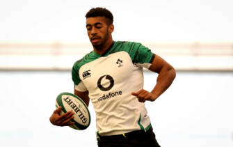 Baloucoune Excited About Ireland Call-Up
