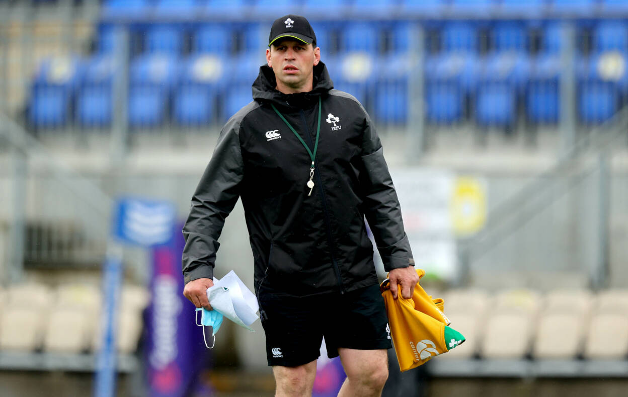 'Wales In Cardiff Is A Brilliant Challenge For Us' – Leamy