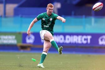 Doak To Partner Madigan In Ulster's Pre-Season Opener