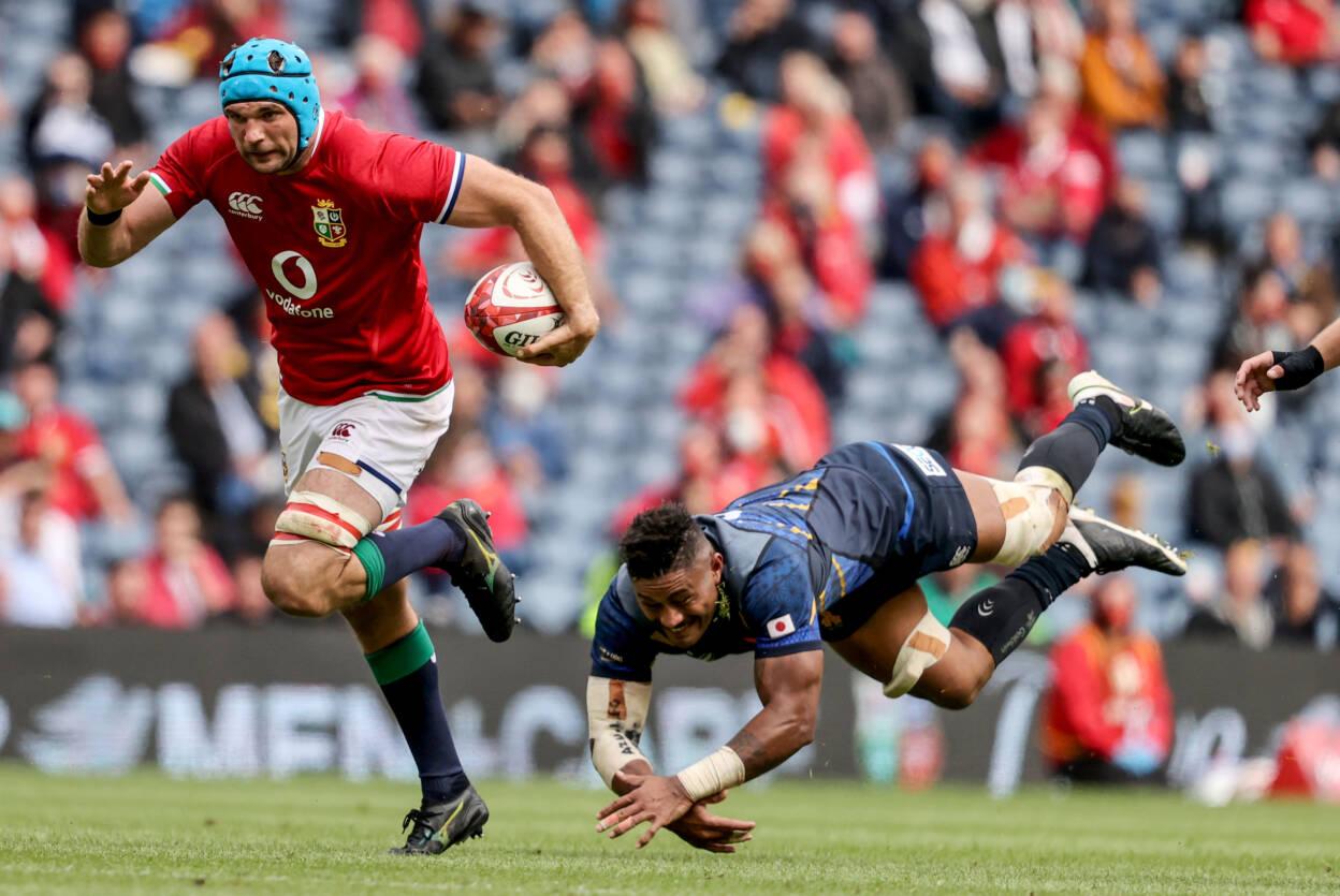 Henshaw And Beirne Score As Lions Make Winning Start
