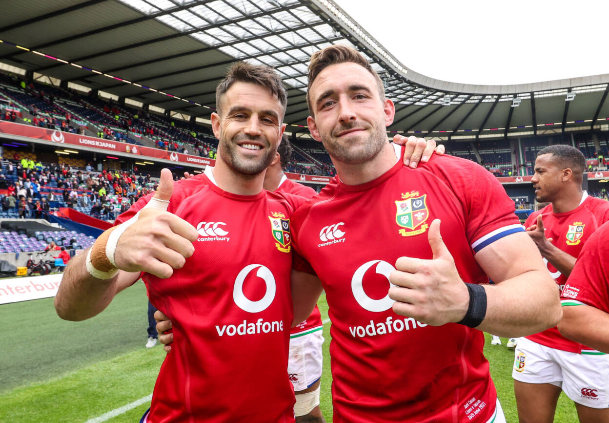 Murray To Replace Injured Jones As Lions Captain