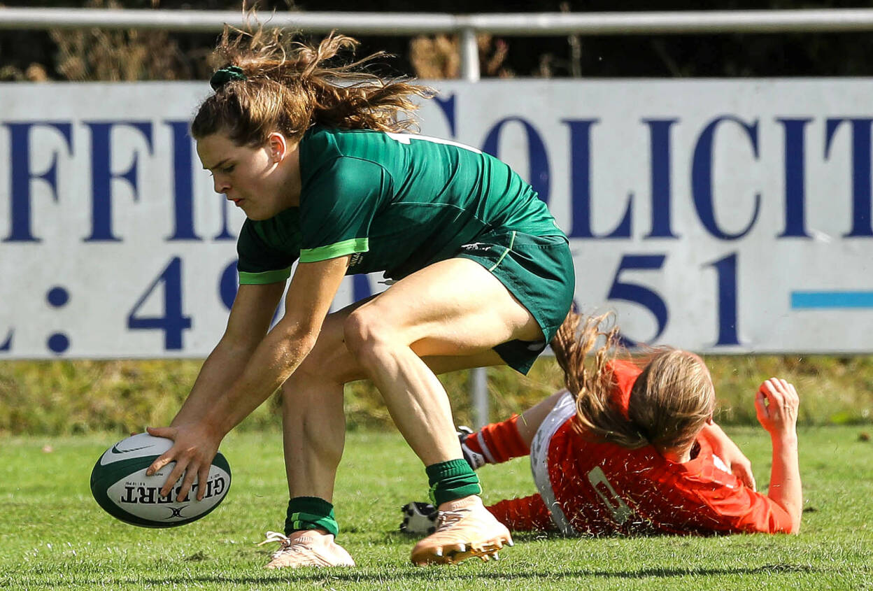 Daly And Parsons Honoured With Connacht Rugby Awards