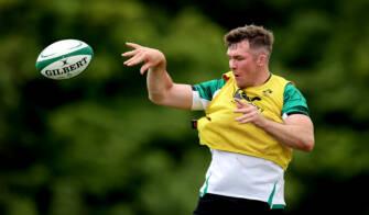 O'Mahony Enjoying New-Look Squad's 'Energy And Enthusiasm'