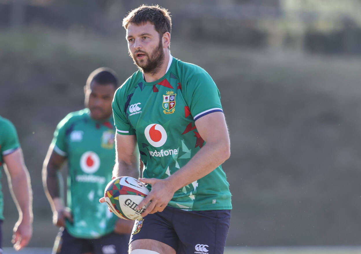 Henderson And Aki On Bench For Lions' First Game In South Africa