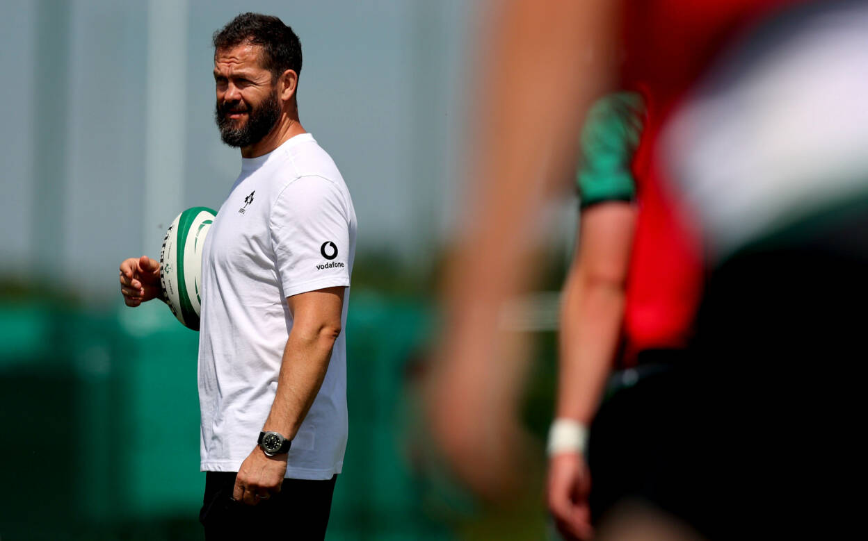 Farrell 'Delighted' That Ryan Is Ready To Lead Ireland Again