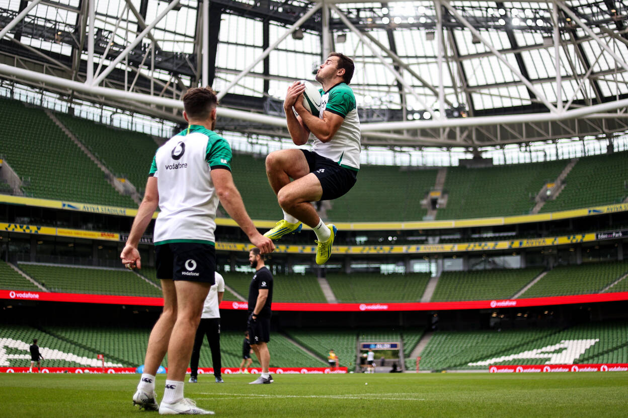 Free Ireland v Japan Digital Match Programme